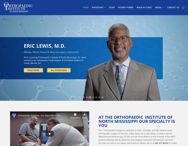 Orthopaedic Institute of North Mississippi